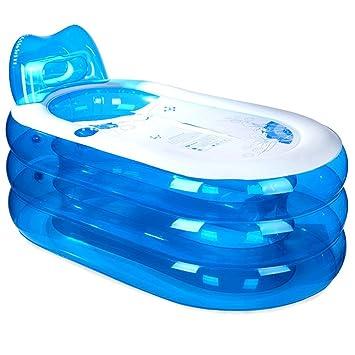 Baignoire Gonflable D Epaississement Baignoire Adulte Pvc
