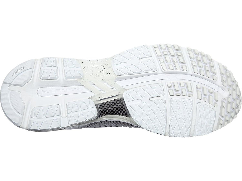Asics MetaRun Concrete Grey Shu Red Hazy White 44.5: Amazon.co.uk: Shoes &  Bags