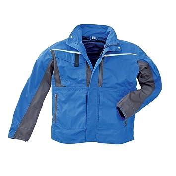 Bekleidung & Schutzausrüstung Arbeitsjacke Champ weiß-grau Gr XL