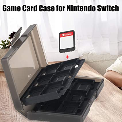 EasyBuying - Funda para Nintendo Switch Hold 24 tarjetas de juego ...