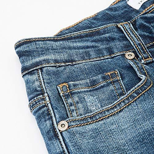 und M Jeans Bequeme Bequeme Neue Femme Jeans MVGUIHZPO Jeans Beinhosen Weite pBFawq0q