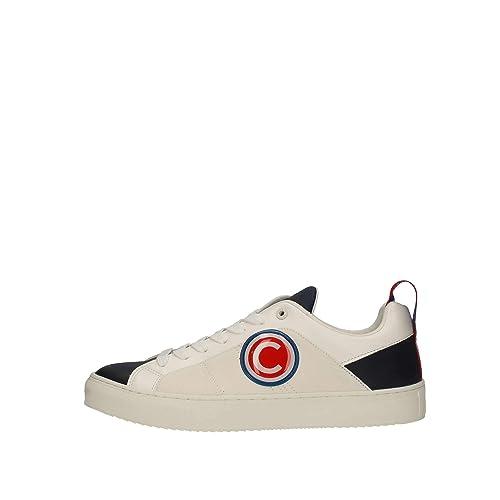 sneakers uk cheap sale hot new products Colmar Bradbury Bold O.ByO. White Bianco Sneakers Man Scarpe ...