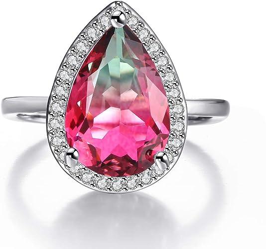 Cherryn Cubic Zirconia Vintage Crystal Ring cubic zirconia engagement rings women fashion rings
