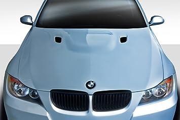 2006 - 2008 BMW Serie 3 E90 4dr DuraFlex M3 Look campana - 1 pieza: Amazon.es: Coche y moto