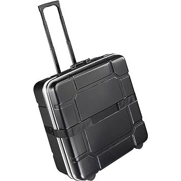 B&W International Foldon Case - Maleta Porta Bicicletas, Color Negro