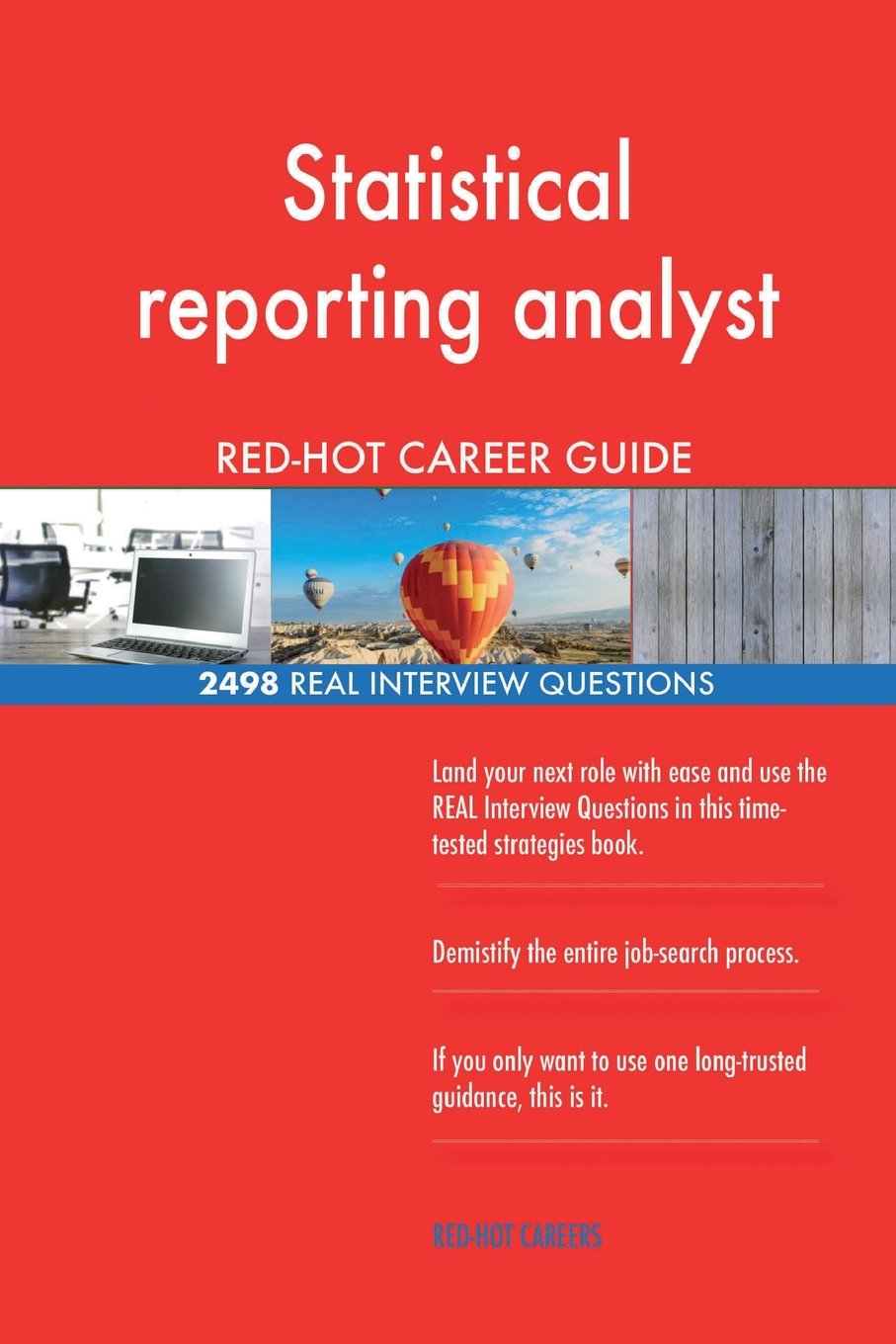 Statistical reporting analyst RED-HOT Career
