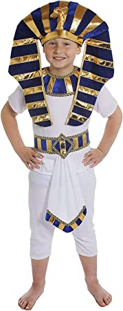 ILOVEFANCYDRESS Disfraz DE Rey Egipcio, Faraon TUT ...