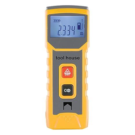 Tool House Laser 100 Ft. Digital Distance Measurer, 7704455 - - Amazon.com