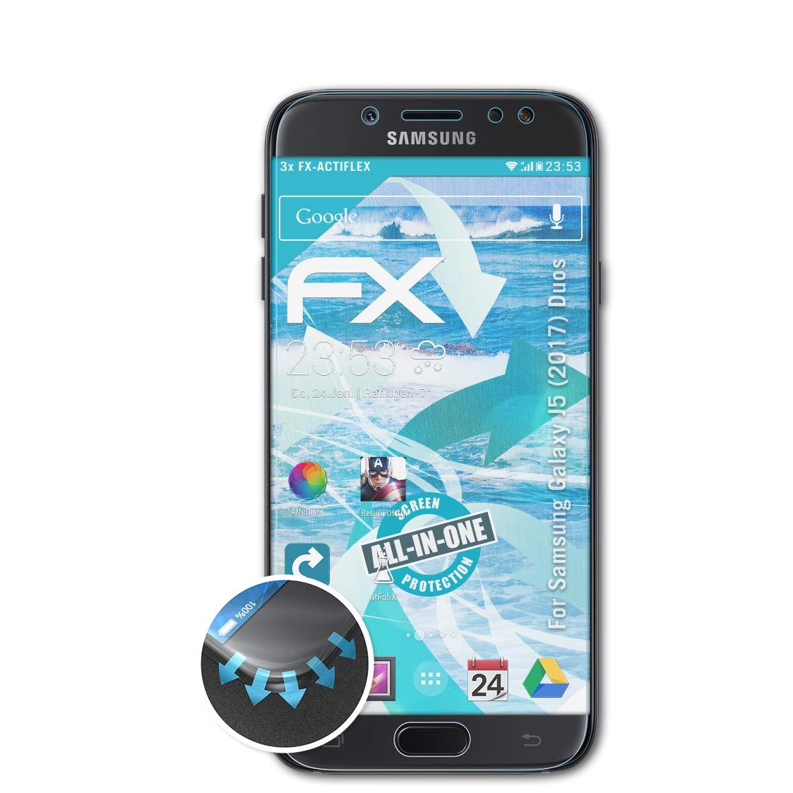 atFoliX Película Protectora para Samsung Galaxy J5 (2017) Duos ...