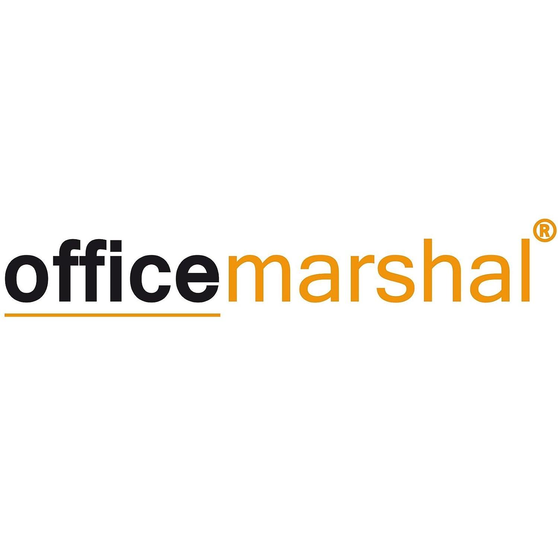 amazon com office marshal chair mat for carpet floors pvc low