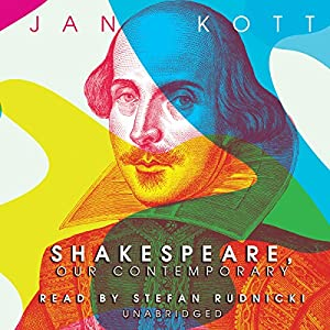Shakespeare, Our Contemporary Audiobook