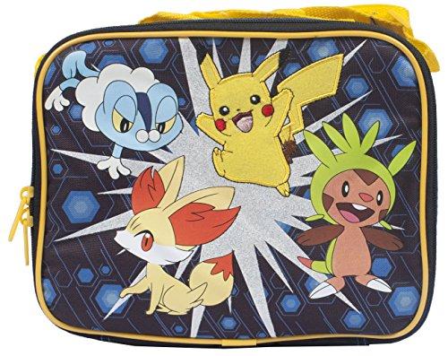 Nintendo Big Boys  Pokemon Pow Friends Lunch Bag - Import It All 64dfe44d70b17