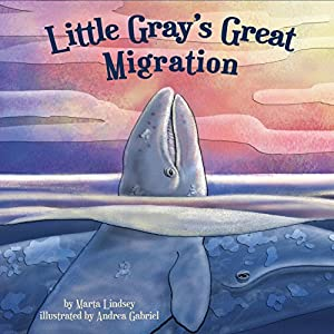 Little Gray's Great Migration Audiobook