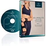 P.volve Sculpted Arms & Abs Workout Video DVD for at Home Workouts and Fitness