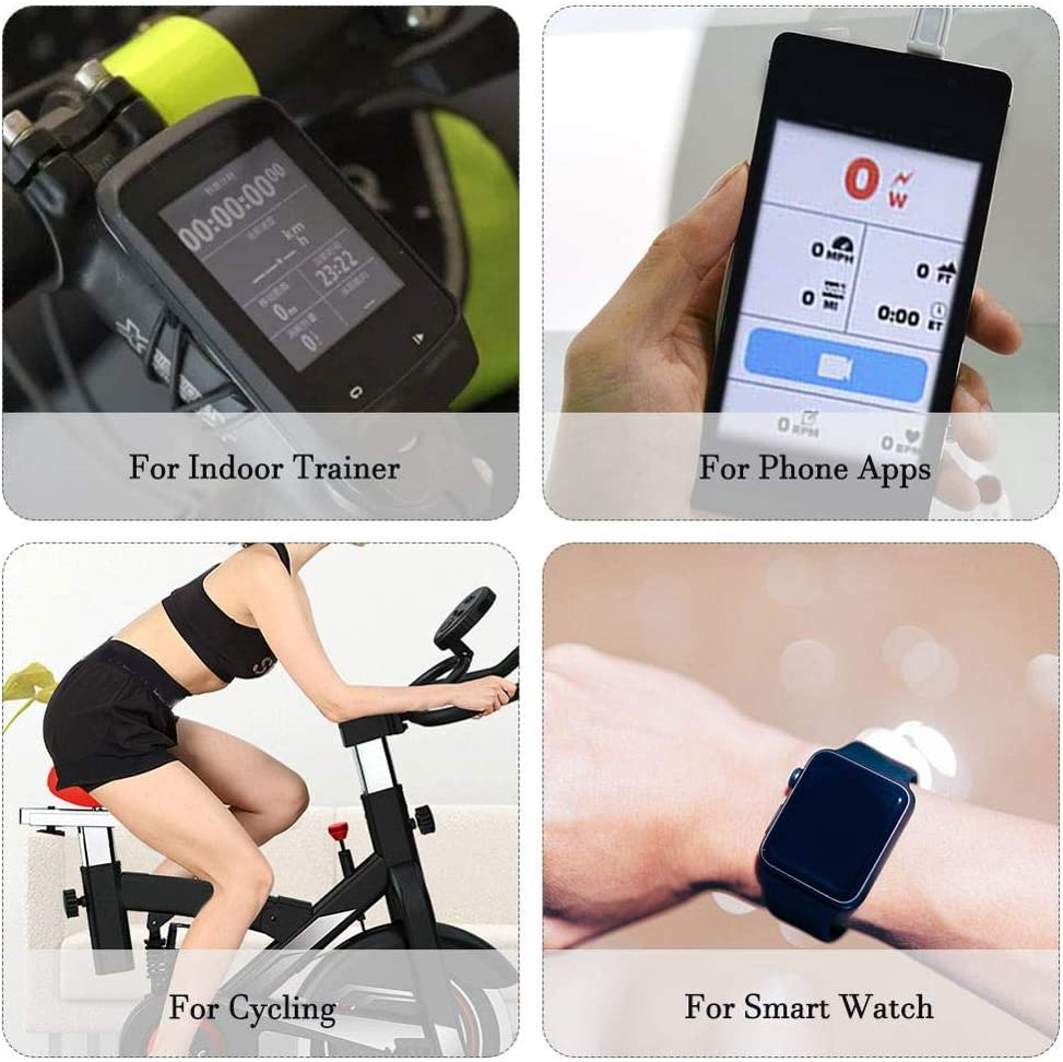 KE LIN Bicycle 2 in 1 Speed and Best cadence sensor for cycling