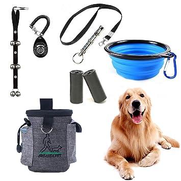 Amazon.com: SSRIVER Kit de entrenamiento para cachorros, 6 ...