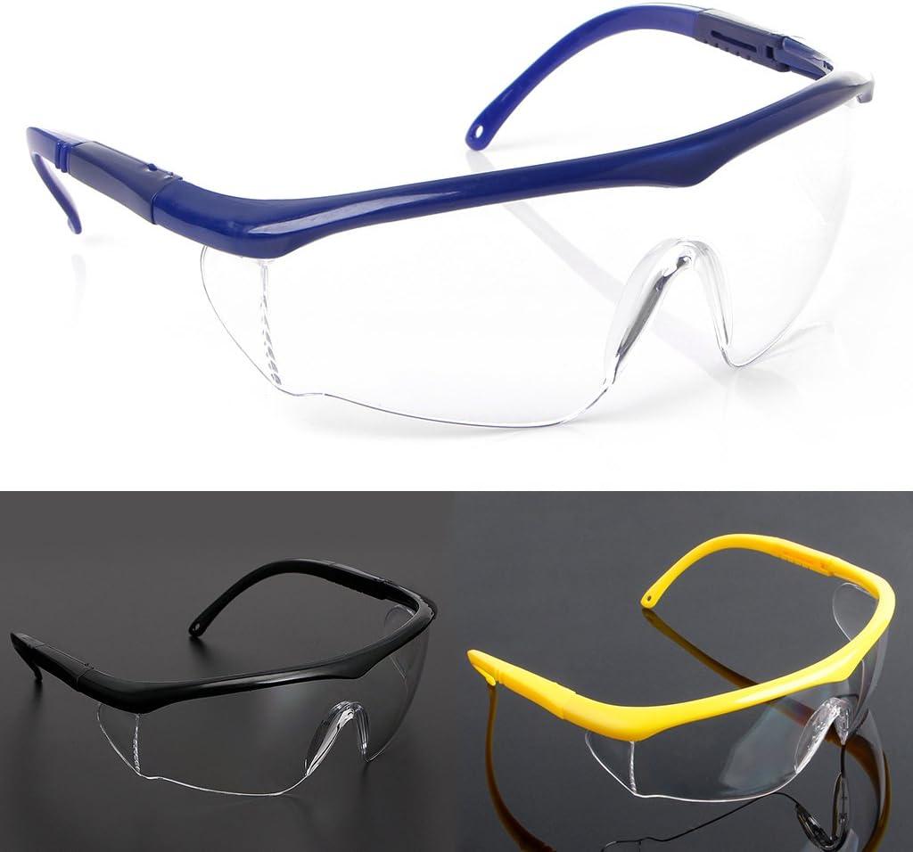 jiamins–Gafas de trabajo Laboratorio Laboratorio Gafas Ojo Protección GLASSE Gafas