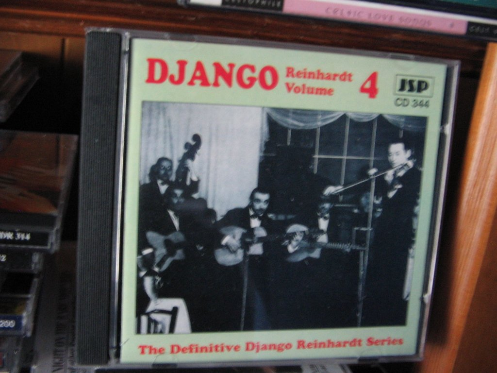 The Definitive Django Reinhardt Series, Vol. 4