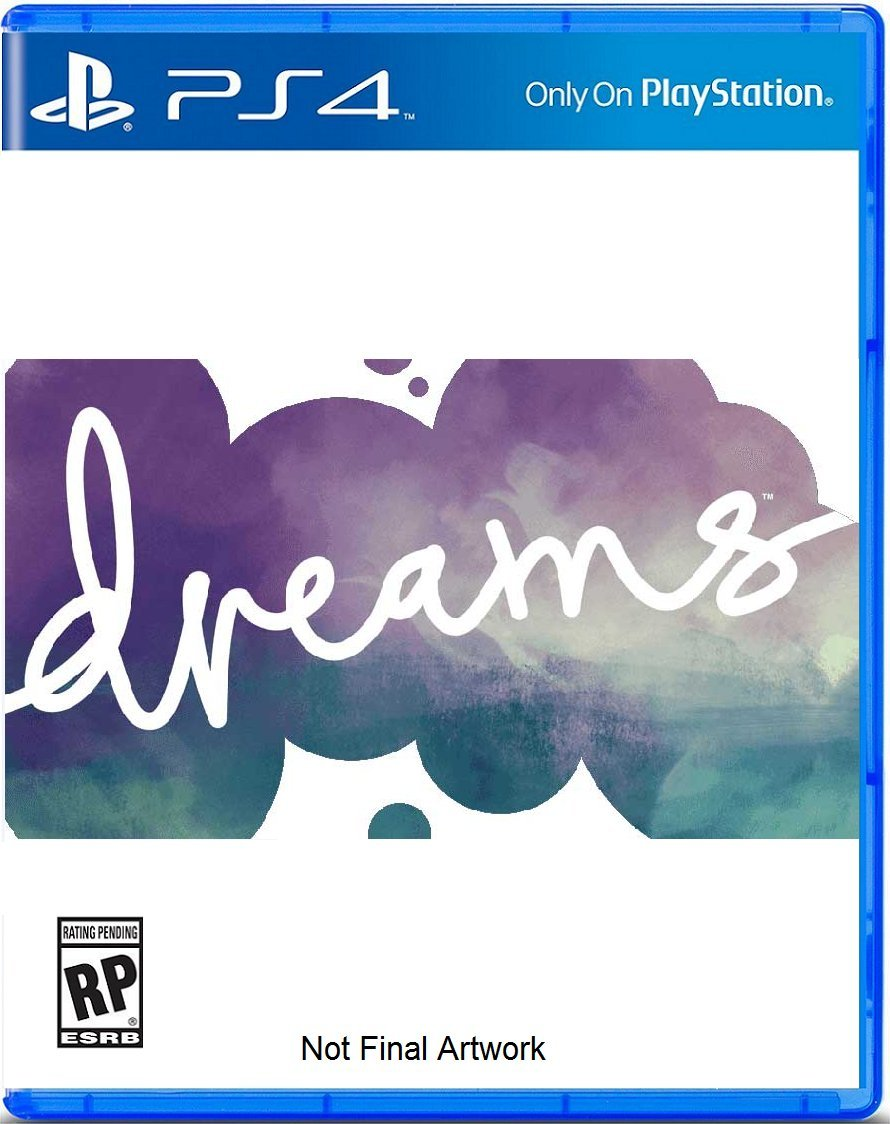 Dreams (PS4): Amazon co uk: PC & Video Games