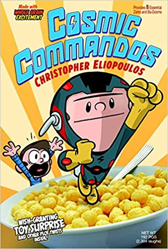 Image result for cosmic commandos