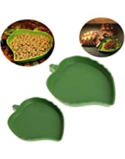 KICCOLY 2pcs Plat Bol De Nourriture Distributeur d'eau pour Reptile