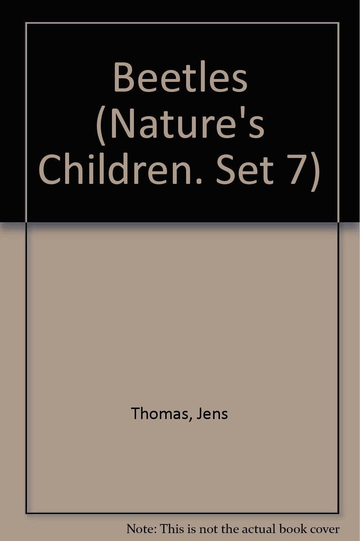Download Beetles (Nature's Children. Set 7) pdf epub