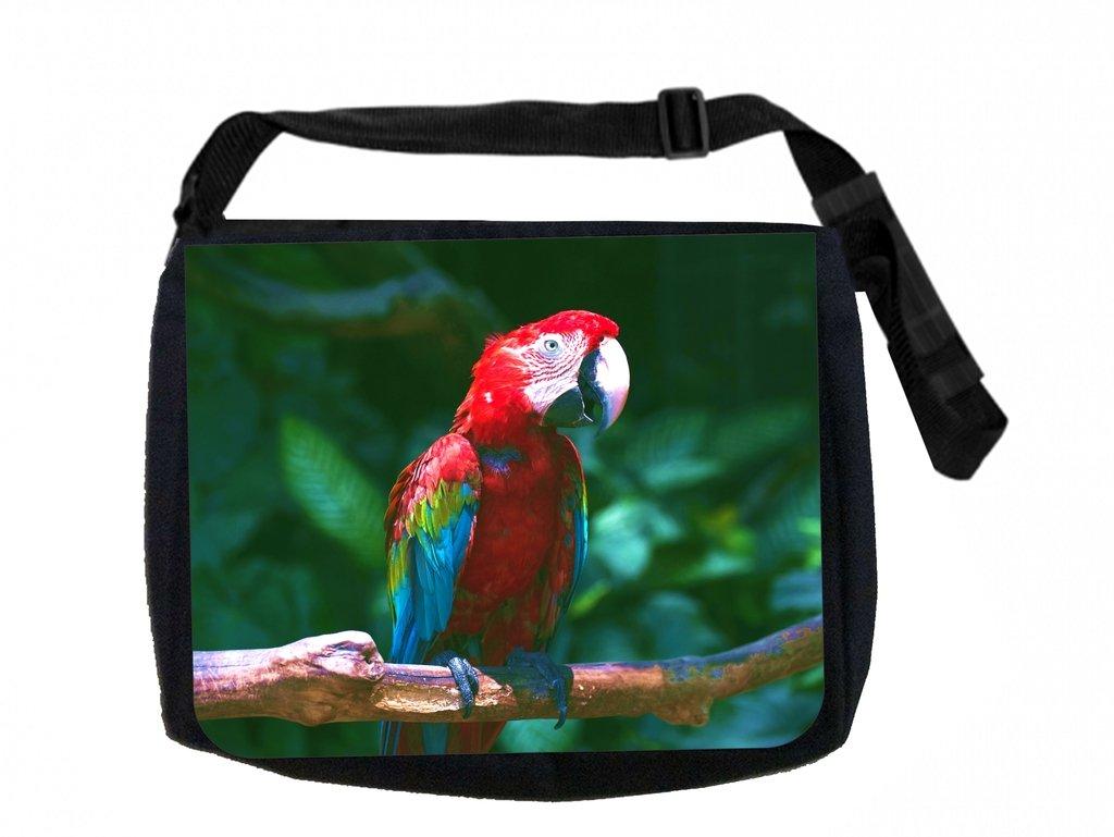 Parrot Max Wilder TM Messenger Bag and Pencil Case Set