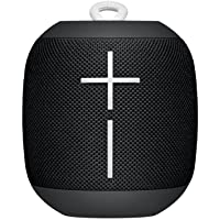Ultimate Ears wonderboom Super Altavoz Bluetooth Impermeable Portátil, Phantom Black (Refurbished Certificado)