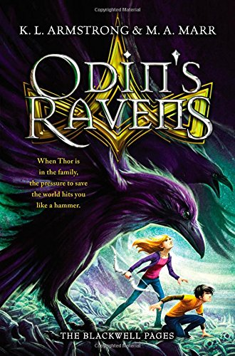 Download Odin's Ravens (The Blackwell Pages) ebook