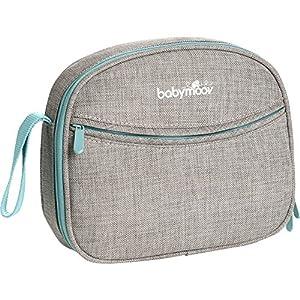 Babymoov – Trousse de Soin & de Toilette pour Bébé, 9 Accessoires, Bleu