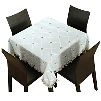 Phenomenal Amazon Com Danggl Square Tablecloth Not Easy To Fade Small Download Free Architecture Designs Ogrambritishbridgeorg