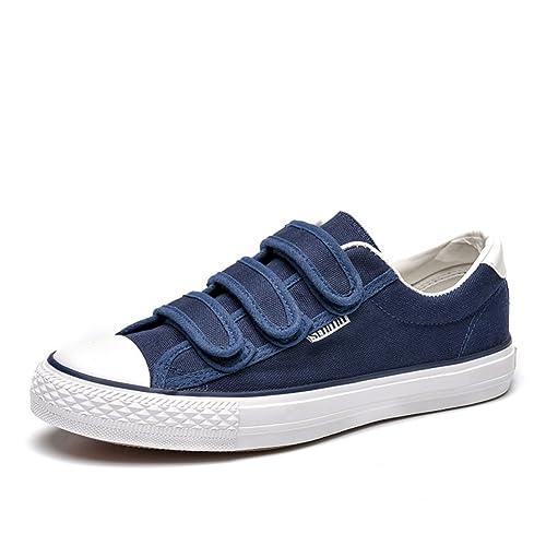 De Hombre Veranozapatos Del Lona Coreanozapatos Zapatos Ocio dwqU1ndf