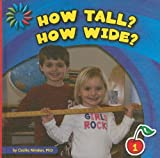 How Tall? How Wide?, Cecilia Minden, 1602798486