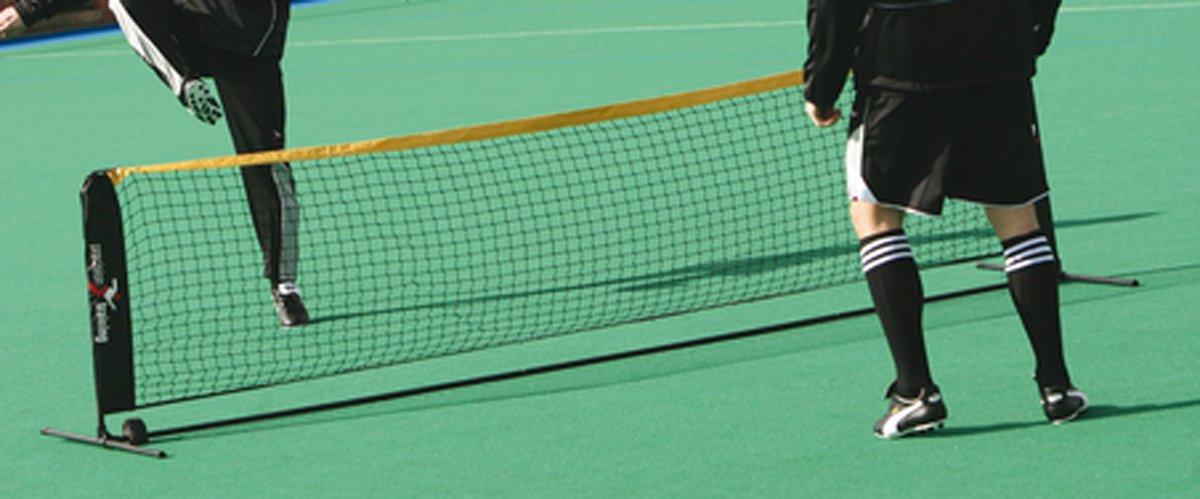 Precision Training Soccer Sports Practice Pro Skills Mini Collapsible Net & Bag