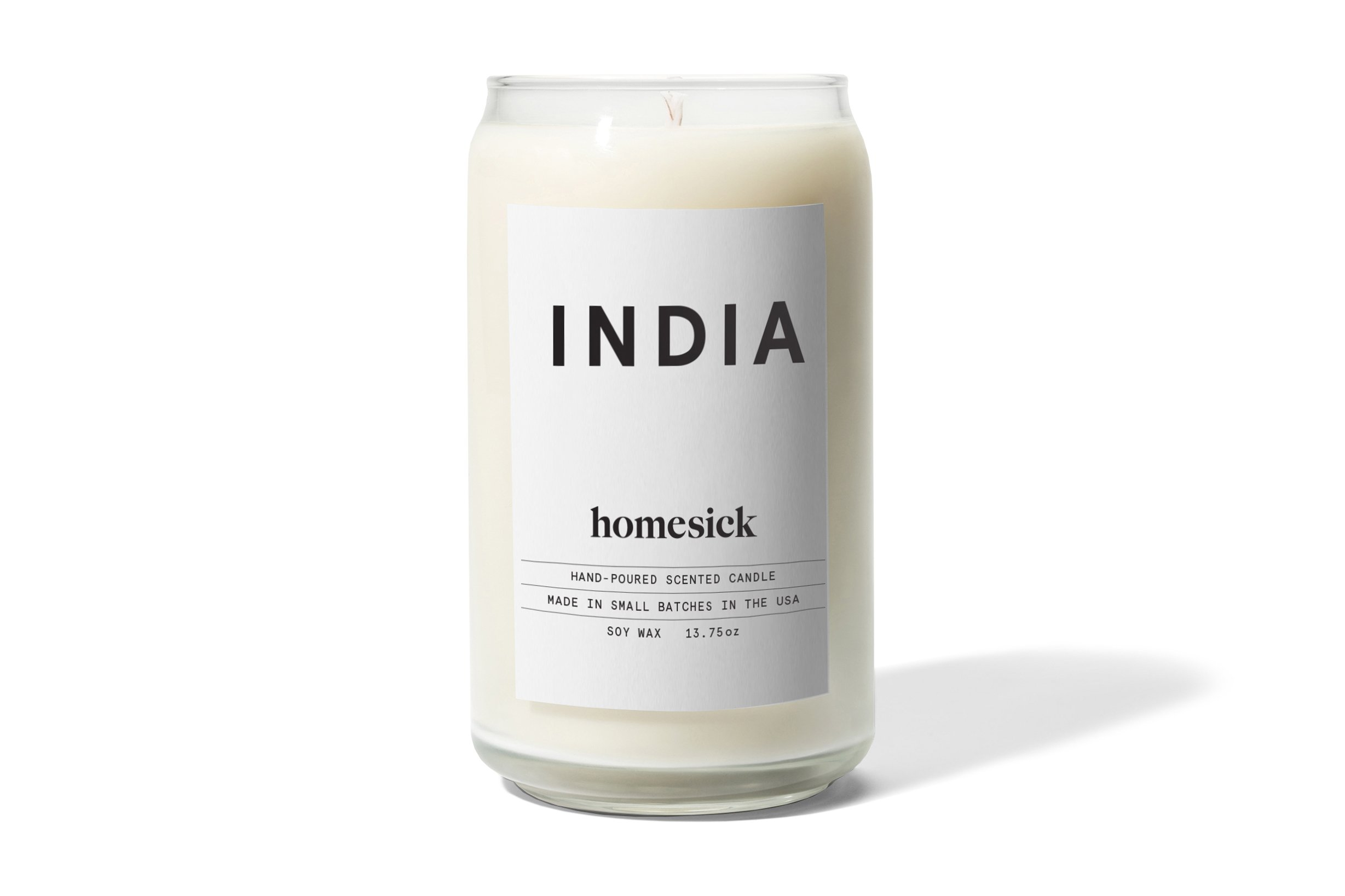 Homesick Scented Candle, India