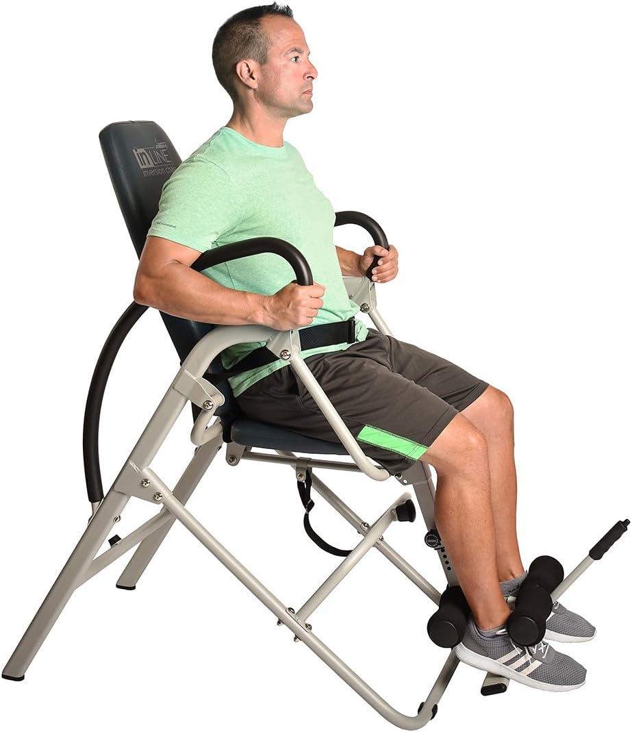Stamina Inline Inversion Chair 8