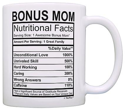 amazon com mothers day gifts for stepmom bonus mom nutritional