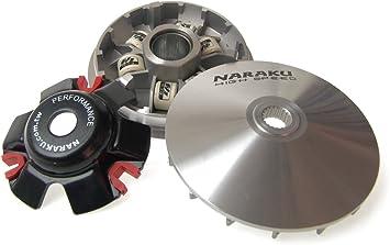 KYMCO Super 8 125 Variomatik NARAKU Maxi-Speed