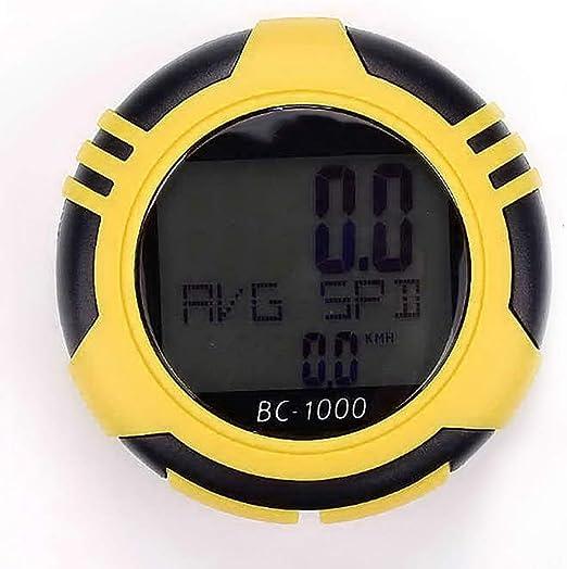 Cuentakilómetros para Bicicleta Inalámbrico de bicicletas a prueba ...