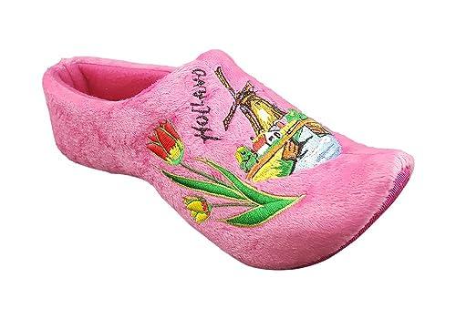 Zapatillas mujer holandeses: Amazon.es: Zapatos y complementos