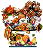 Thanksgiving Meat and Cheese Gift Basket - Size Small