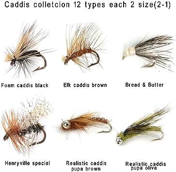 dry  Flies Renegade  #12 2