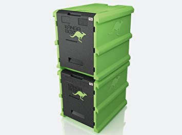 KÄNGABOX®Tower 60x40. La Caja isotérmica para el Catering ...