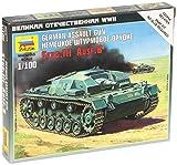 Zvezda - Z6155 - Maquette - Char D'assaut - Sturmgeschutz Iii Ausf B