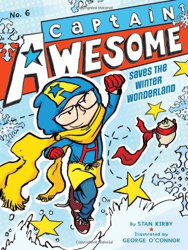 Captain Awesome Saves Winter Wonderland product image