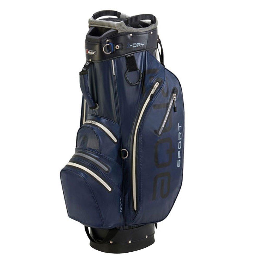 Big Max Golf Aqua Sport 2 Golf Cart Bag, Navy Black Silver