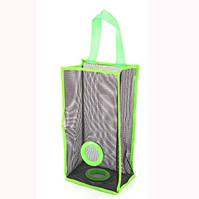 babdc0d33b62 Hanging Garbage Bag,Elaco Breathable Mesh Storage Packing Pouch ...