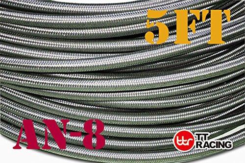 5 8 steel braided hose - 4