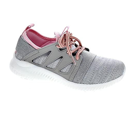 Lulu Alexia - Zapatillas Niña Gris Talla 35: Amazon.es: Zapatos y complementos