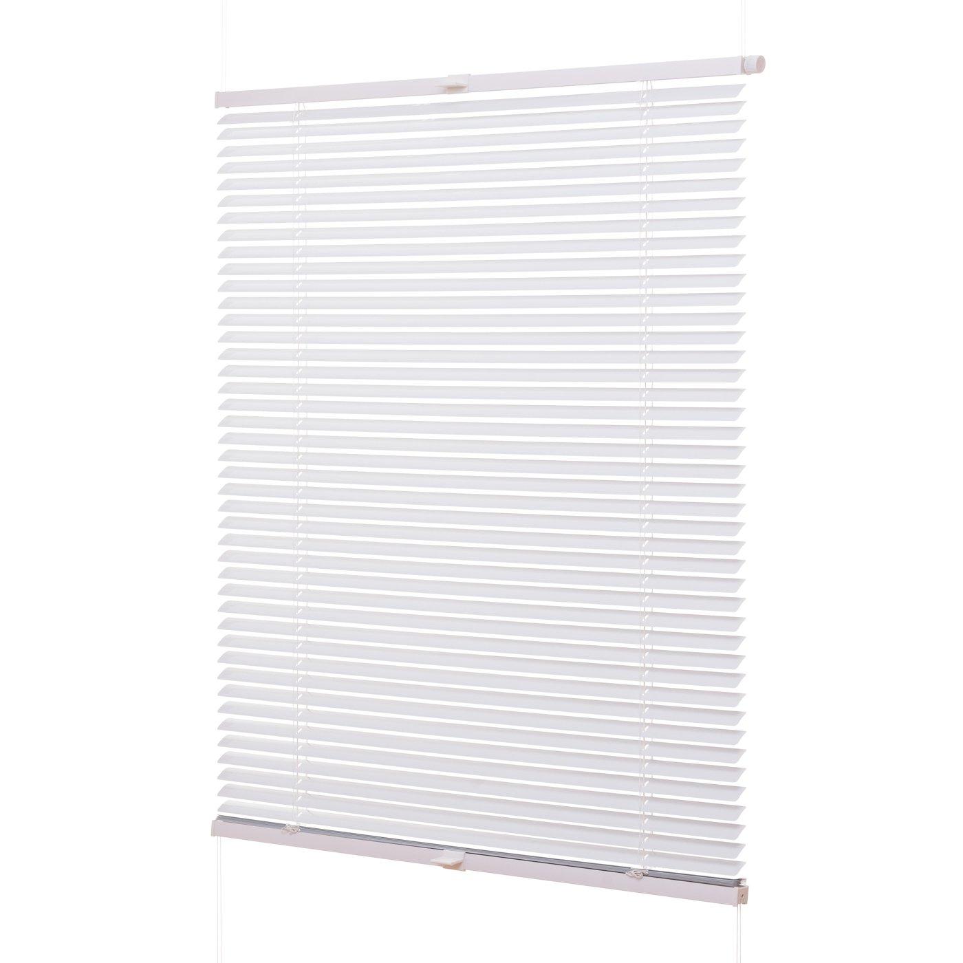 Ventanara Jalousie Aluminium ohne Bohren Bohren Bohren Weiß inklusive Montagematerial 90 x 220 cm 38d72d